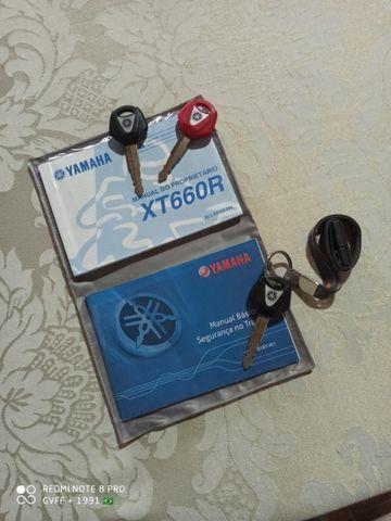 Yamaha XT 660 R - Foto 9