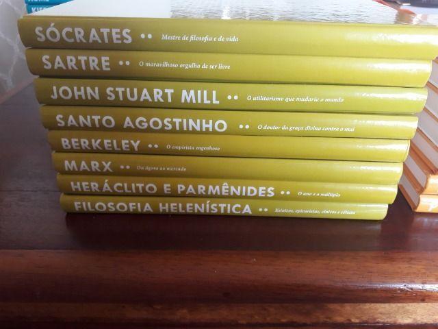 Livros de Filosofia - Foto 3