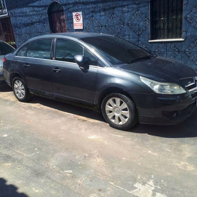 C4 Pallas 2011 Flex Quitado
