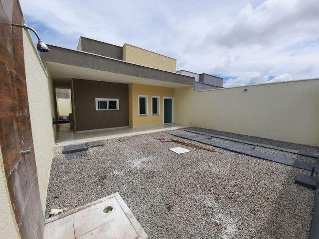 Casa plana pertinho da  W.Soares  3 suites terreno grande 8x27 - Foto 2
