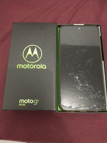 Celular Motorola G7 plus