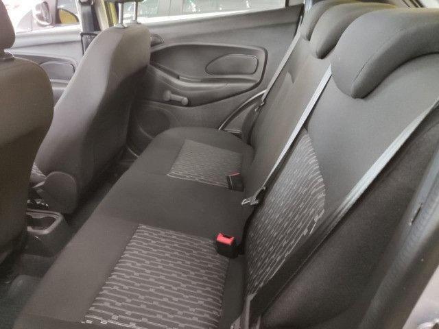 Ka Hatch 1.0 SE Prata 2020 - Foto 8