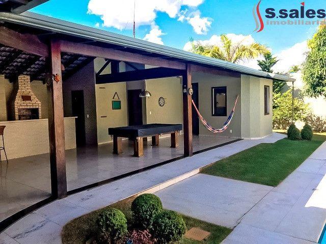 Casa Impecável!!! Casa 4 Suítes - Lazer completo - Vicente Pires!! - Foto 7