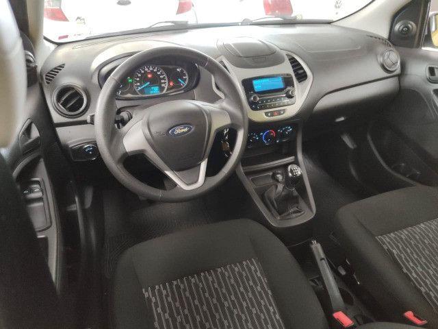 Ka Hatch 1.0 SE Prata 2020 - Foto 3