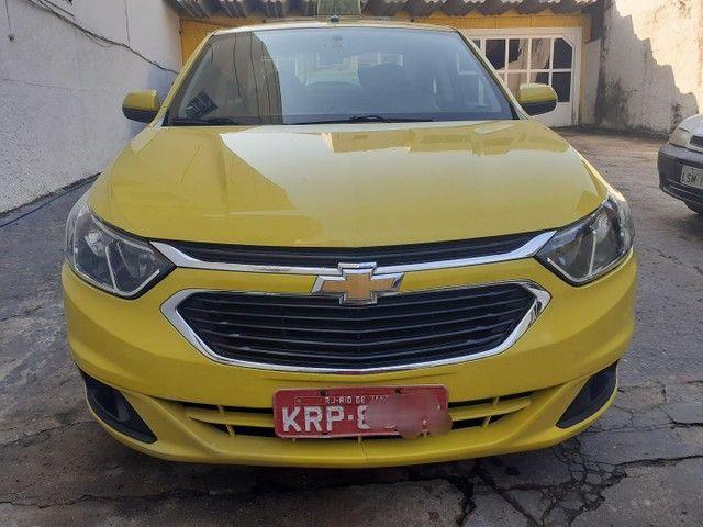 taxi cobalt + autonomia lt 1.4 unico dono. impecável - Foto 4