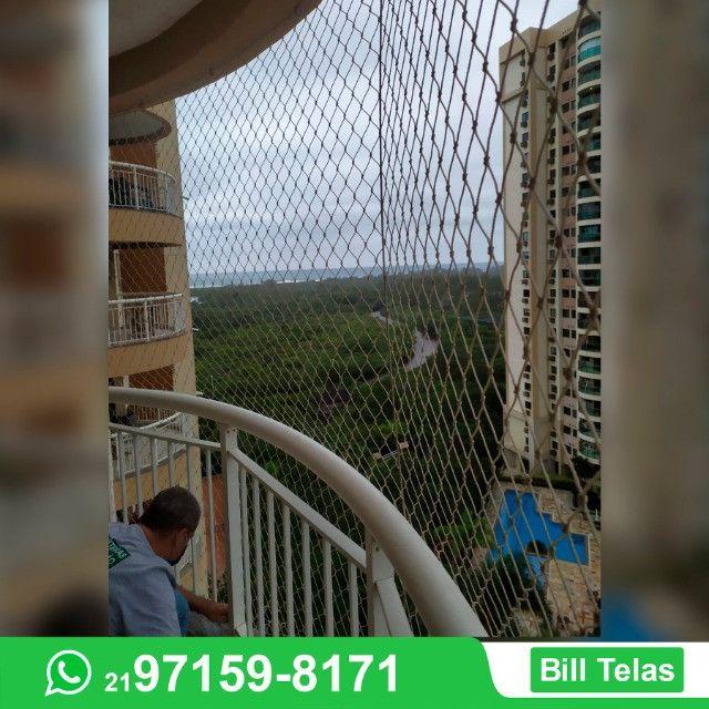 Rede de Proteção para Condominios - Foto 6
