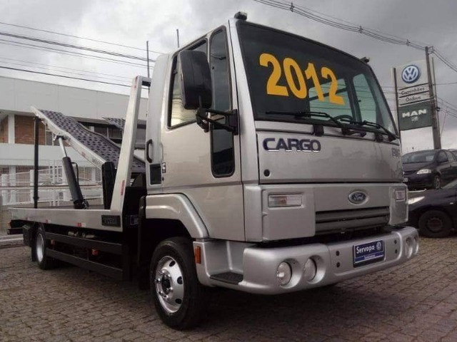 Ford Cargo 815 ano 2012 - Foto 3