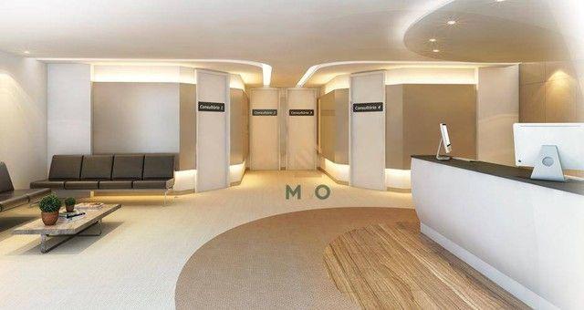 Sala para alugar, 64 m² por R$ 3.520,00/mês - Dionisio Torres - Fortaleza/CE - Foto 2