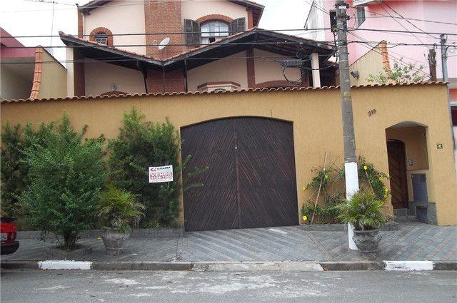 Sobrado para aluguel, 4 quartos, 4 suítes, 8 vagas, Dos Pássaros - São Bernardo do Campo/S