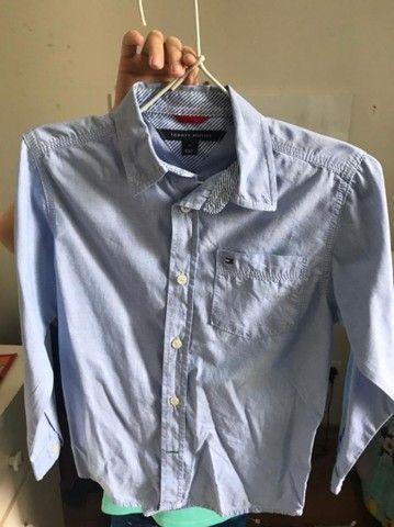Camisas Tommy, CK, Marisol e Milon - Foto 2