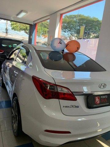 ML - Hyundai Hb20S 1.6 2018 Automática!