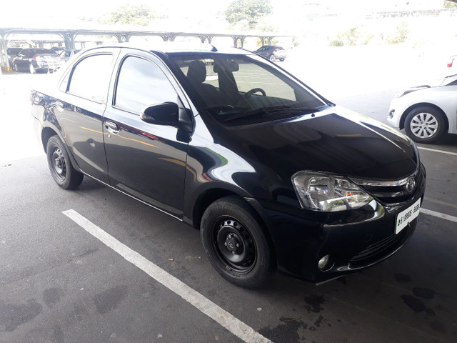 TOYOTA ETIOS SEDAN  XLS 1.5 FLEX 2016