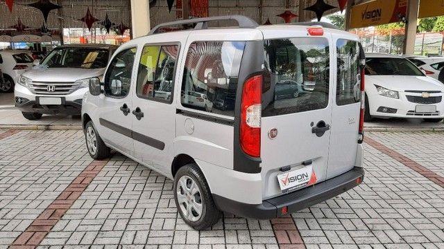 Fiat Doblo Essence 1.8 2020 Completo Lugares - Foto 4