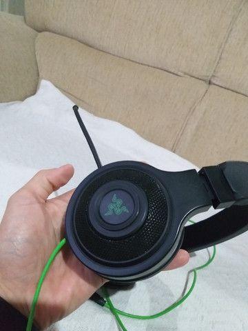 Headset Gamer Razer Kraken Essential Usado