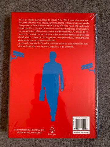 Livro: 1984 (George Orwell) - LACRADO - Foto 2