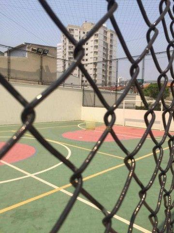 Apartamento com 3 dormitórios para alugar, 109 m² por R$ 2.000,00/mês - Quilombo - Cuiabá/ - Foto 17