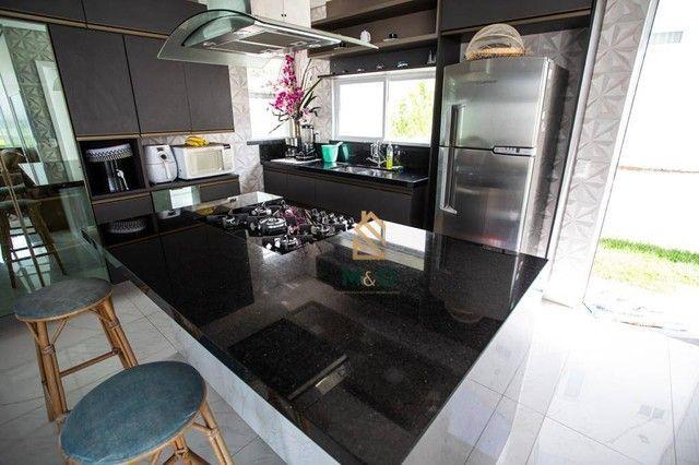Casa com 4 dormitórios à venda, 519 m² por R$ 2.270.000,00 - Porto das Dunas - Aquiraz/CE - Foto 6