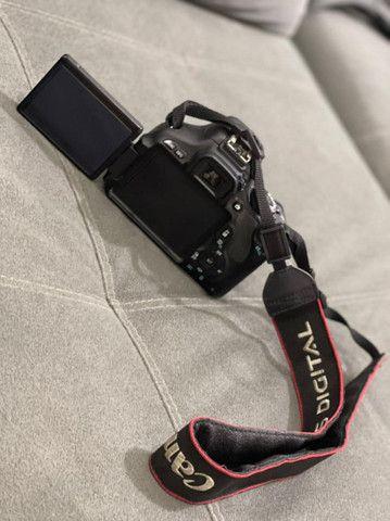Câmera Canon T3i + Lente 50mm - Foto 2