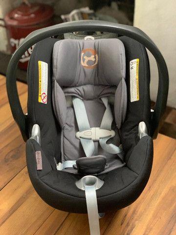 Bebê Conforto + Base Isofix Cybex Aton Q - Foto 2