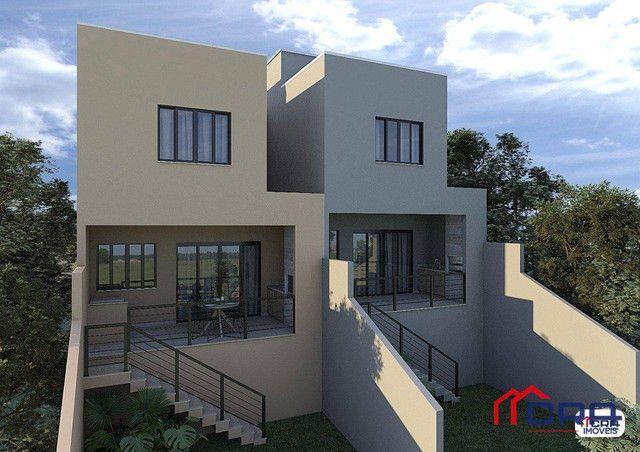 Casa com 3 dormitórios à venda, 163 m² por R$ 650.000,00 - Jardim Belvedere - Volta Redond