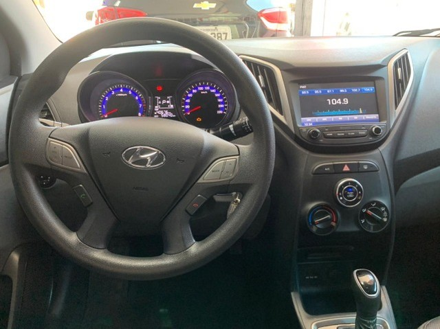 ML - Hyundai Hb20S 1.6 2018 Automática! - Foto 6