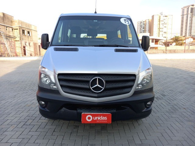 1698. Sprinter Van 416 Cdi TA 15+1 Diesel 2.2 Completa 2020 - 38.000 km