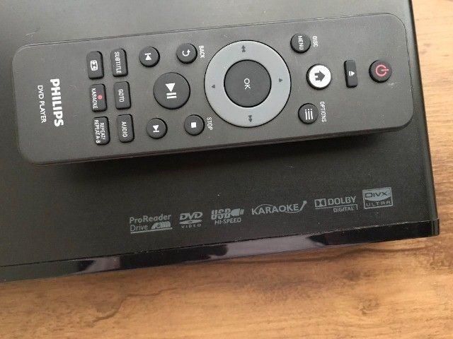 DVD player philips DVP3850KG - Foto 6