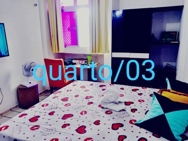 Apartamento no Cabo branco com 3 quartos, sendo 2 suítes + DCE e 2 varandas. - Foto 12