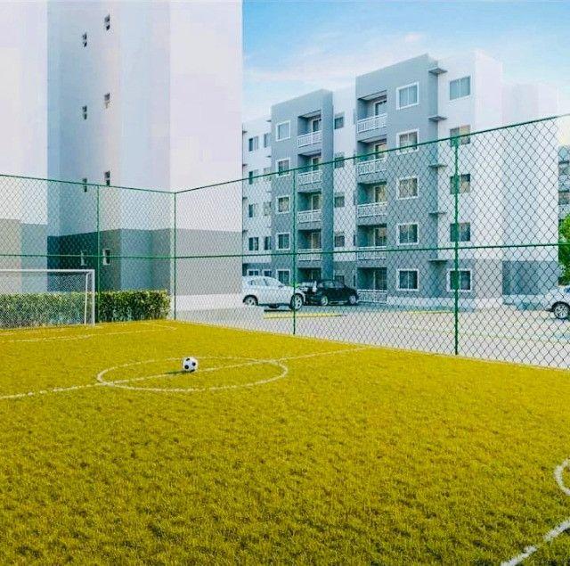 WS apartamentos com 2 quartos 2 banheiros com entrada parcelada em ate 60x - Foto 9