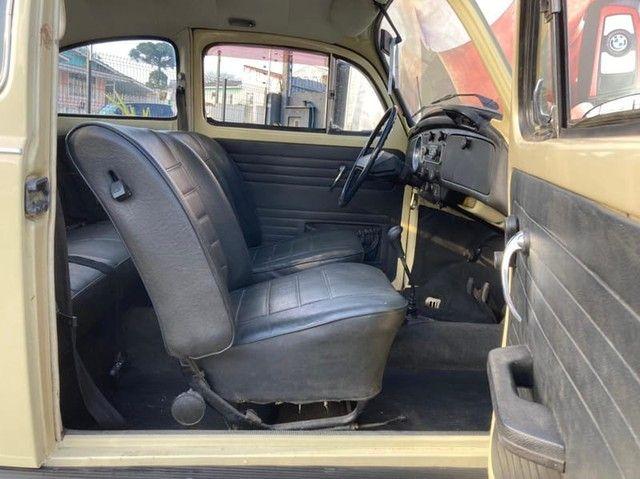 Volkswagen FUSCA 1600 S - Foto 9