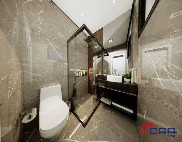 Apartamento com 3 dormitórios à venda, 150 m² por R$ 630.000,00 - Jardim Belvedere - Volta - Foto 10