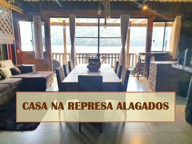 Casa à venda com 2 dormitórios em Area rural, Ponta grossa cod:8921-21
