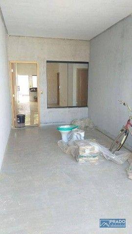 Casa à venda, 104 m² por R$ 380.000,00 - Parque das Flores - Goiânia/GO - Foto 2
