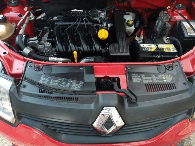 Renault Sandero 1.0 authentique 16V Flex 5P Manual - Foto 4