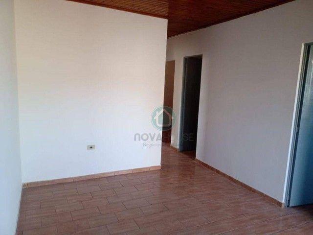 Casa no bairro Jd. Centenário para locação R$750,00. - Foto 7