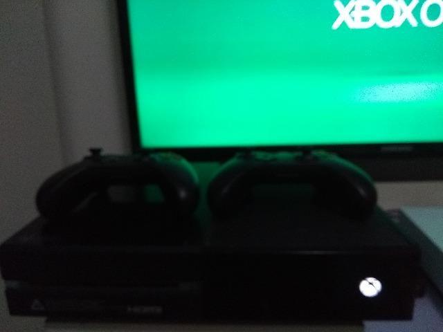 Xbox One Desapegando