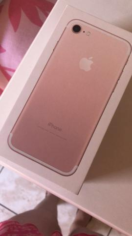 IPhone 7 rosê 128Gb