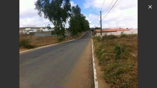 Terreno 30x30 em Garanhuns-PE