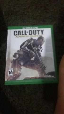 Vendo call of Duty Advanced Warfare Para xbox one