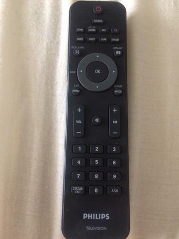 Controle para televisão Phillips