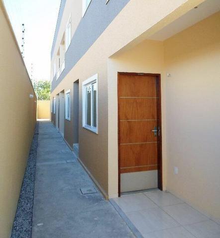 Apartamento novo no Parque Potira/Caucaia-CE