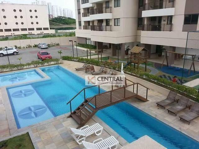 Apartamento residencial à venda, Piatã, Salvador - AP1254.