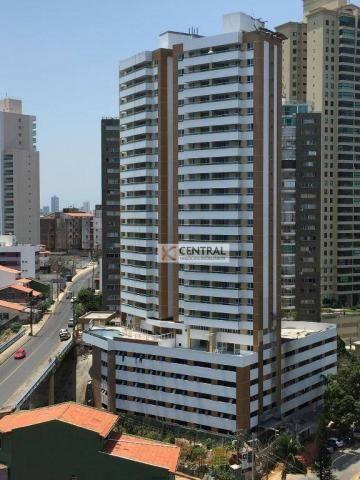 Apartamento residencial à venda, Rio Vermelho, Salvador - AP1183.