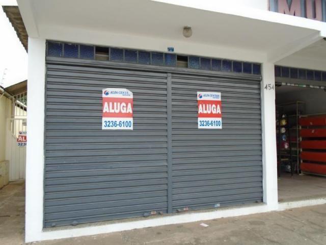 Loja  comercial para locação, Setor Campinas, Goiânia.