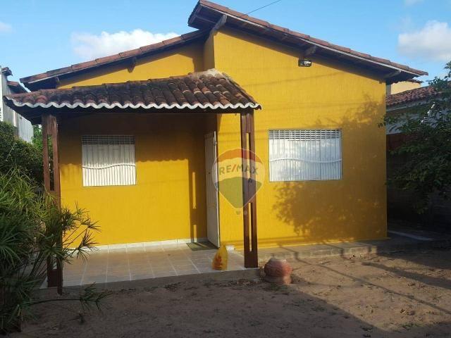 Casa com 2 dormitórios para alugar, 80 m² por r$ 500/mês - nova esperança - parnamirim/rn - Foto 2