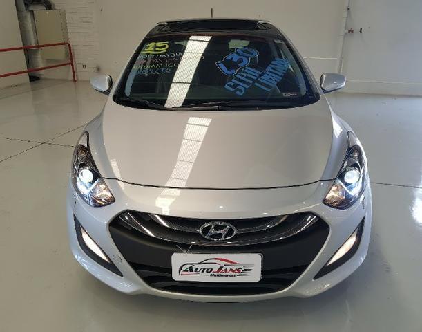 Hyundai i30 serie limitada com tato solar - Foto 2