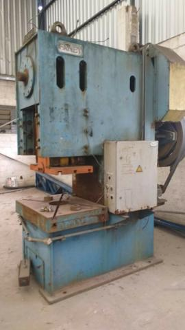 Prensa de freio fricção 110 toneladas - Foto 2