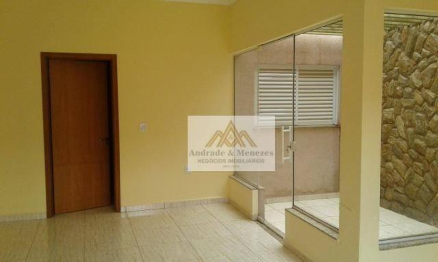 Casa com 3 dormitórios à venda, 195 m² por r$ 450.000 - jardim das acácias - cravinhos/sp - Foto 7