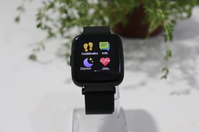 Colmi CY7 PRO Smartwatch fulltouch o mais top para notificações - Foto 4