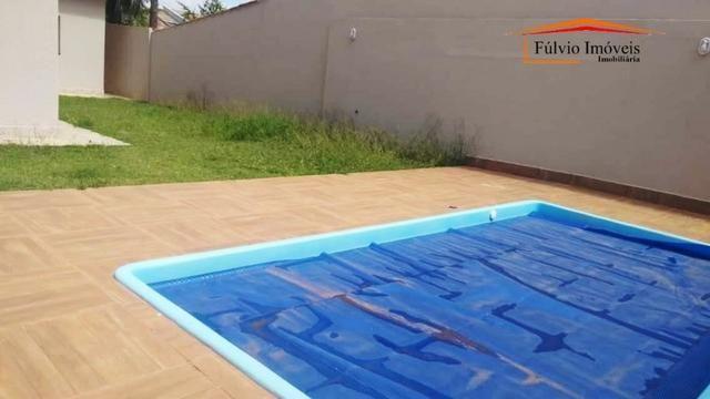 Lindissima! Moderna! Casa com 3 Qtos na rua 6, Vicente Pires! - Foto 13